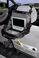 Hama Syscase Dvd Player Bag Car L -