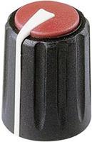 Rean F 311 S 092 Draaiknop Zwart (Ø x h) 11 mm x 15.15 mm 1 stuks