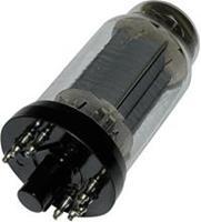 Buis (elektronenbuis) Fitting Y8A Beschrijving: Vermogenspentode
