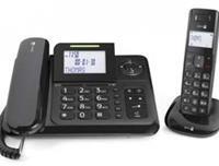 doroComfort4005Combo - Big-button telephone with answering machine, corded, doroComfort4005Combo