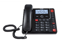 FYSIC FX-3940 seniorentelefoon met display