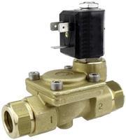 Pro Valve C205DEZ77 2/2-weg Direct bedienbaar pneumatisch ventiel 24 V/DC G 1/2 Afdichtmateriaal EPDM In rust gesloten