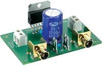 Stereo-Verstärker Baustein 9 V/DC, 12 V/DC, 18 V/DC 35W 2Ω A983621