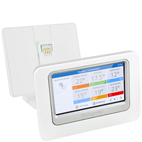 evohome slimme thermostaat met WiFi, wit