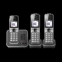 Panasonic dect telefoon KX-TGD323 zwart