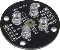 Arduino uitbreidingskaart Colorimeter TCS3200 Zwart