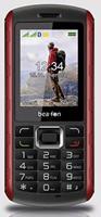 beafon AL560 Outdoor telefoon Laadstation Zwart/rood