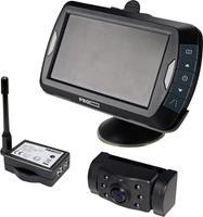 Draadloze achteruitrijcamera ProUser RVC 3610 Afstandshulplijnen, Automatische dag/nachtomschakeling, Automatische witbalans Zuignap