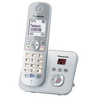 Panasonic KX-TG6821GS telefoon DECT-telefoon Zilver Nummerherkenning