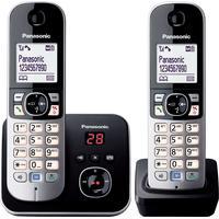 Panasonic KX-TG6822GB DUO Zwart