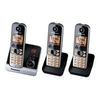 Panasonic KX-TG6723GB zwart