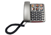 PROFOON TH-560 Big Button/Fototoetsen