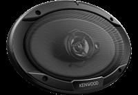 Kenwood Fullrange speakers - 6 x 9 Inch -