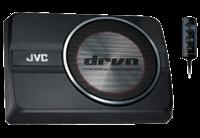 jvc CW-DRA8 Auto Subwoofer