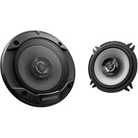 Kenwood speakerset tweeweg coaxiaal KFC-S1366 260 Watt zwart
