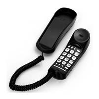 profoon TX-105 Draadtelefoon Zwart