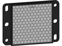 XUZC50 - Square reflector for light barrier XUZC50