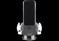 Cellular-line Qi draadloze autolader + houder voorruit/dashboard