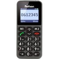 Profoon PM-778  Comfort Big Button GSM Black