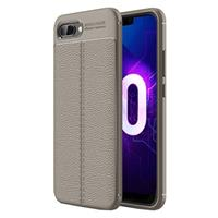 Slim-Fit Premium Huawei Honor 10 TPU Case - Grijs