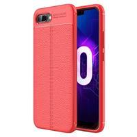 Slim-Fit Premium Huawei Honor 10 TPU Case - Rood