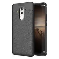 Slim-Fit Premium Huawei Mate 10 Pro TPU Case - Zwart