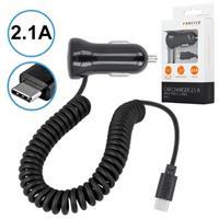 Griffin PowerJolt SE USB Type-C Autolader - 3A - Zwart