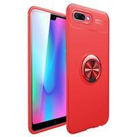 Huawei Honor 10 Magneet Ringgrip Cover - Rood