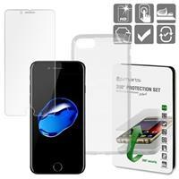 iPhone 7 / iPhone 8 4smarts 360 Bescherming Set - Helder