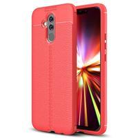 Slim-Fit Premium Huawei Mate 20 Lite TPU Case - Rood