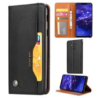 Card Set Serie Huawei Mate 20 Lite Wallet Case - Zwart