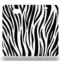 Huawei Y5 II | Y6 II Compact Uniek Hoesje Zebra