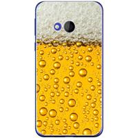 HTC U Play Uniek TPU Hoesje Bier