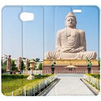 Huawei Y5 II | Y6 II Compact Uniek Hoesje Boeddha