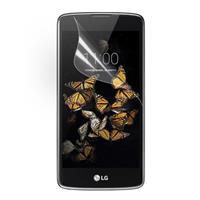 LG K8 Screenprotector Transparant (K350N)