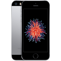 Apple iPhone SE 32GB Zwart - A grade