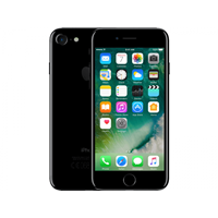 Apple iPhone 7 Jet Black 128GB - A grade
