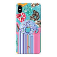 Fashionthings - iPhone Xs Max Hoesje - Back Case Life Is Sweet