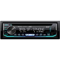JVC KD-DB902BT - CD/MP3-Autoradio met DAB / Bluetooth / USB / AUX-IN