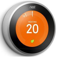 Thermostat 3rd Gen (Zilver)