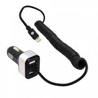 Carpoint USB Autolader 12V/24V, 5,8A Dual