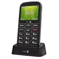 Doro 1361 Senioren GSM - Zwart