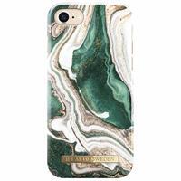 Case iPhone 8 / 7 / 6s - Golden Jade Marble