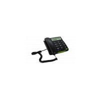 Doro 312CS Nummerherkenning Zwart - Seniorentelefoon