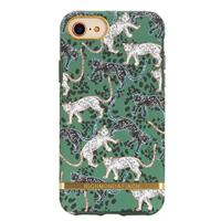 iPhone 8 / 7 / 6s - Green Leopard/Gold
