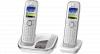 Panasonic KX-TGJ322GW DECT Duo Set Wit