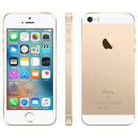 Partly Refurbished iPhone SE 64GB goud B-grade