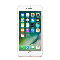 Partly Refurbished Apple iPhone 6S Plus 16GB Rose Goud