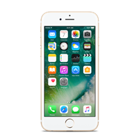 Partly Refurbished iPhone 6S Plus 64GB goud A-grade