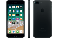 Partly Refurbished Apple iPhone 7 Plus 32GB Zwart